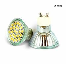cheap price 5w gu10 5050 led spot light/5050 led smd gu10 lamp/gu10 smd5050 led bulb