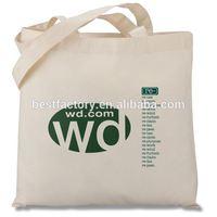 strong enough non woven bag with cartoon logo for shopping