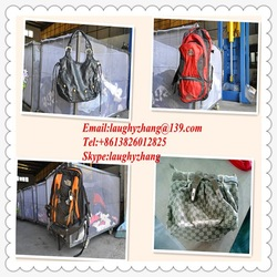 wholesale hong kong used bags second hand children school bags
