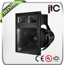ITC TS-3 300W 8 ohms 12 inch Bass 2.1 PA Horn Speaker