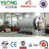 Semi-Continuous waste tyre pyrolysis machine for sales