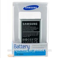 2015 Alibaba Custom Order Mobile Battery Blister Pack