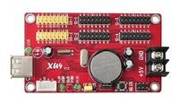 xxx hot sexy bikini rs232 led control card p7.62 led display module controller wifi led control board