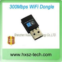 Mini 300M USB2.0 WiFi Wireless Network Adapter 802.11 n/g/b 300Mbps 802.11n High Power Wireless Usb Adapter