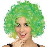 St. Patrick's Day 100th good price wig football fan fashion vigin remy hair