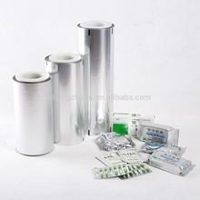 JC pharmaceutical packaging bags,small pills film,Al foil pouchs/sachets for medicine