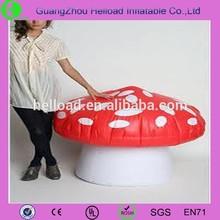 decoration inflatable mushroom/pvc plastic mushrooms for sell