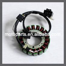 CF moto 500cc magneto corrugated stator coil