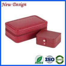 Complete range of articles jewelry box velvet pu leather jewelry box velvet
