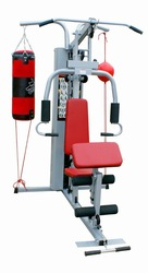 3 station home gym sports equipment for home training
