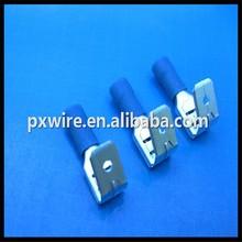 16-14AWG piggyback pre-insulated terminal vinyl wire end caps