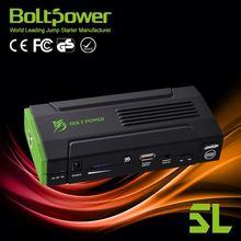 Diesel engine start Boltpower X8 car jump starter jumper/power battery charger