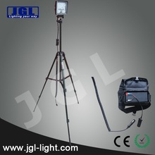 Guangzhou led factory, portable light with Portable Bag Model RLW-24W camera light Industrial and Mining light