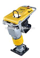 Petrol compact rammer machine