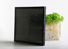 Hanergy BIPV solar agricultural greenhouse hollow panel solar power kits
