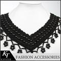 Indumento trim, perline taglio, di alta qualità elegent collana di perline