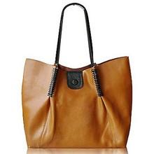 Geniune leather suppliers bags handbags women alibaba factory oem leather bag EMG3849