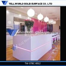 modern Furniture commercial bar counter,bar counter top,bar table