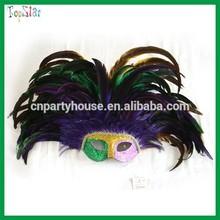 hot sale high quality brazil carnival decoration mask