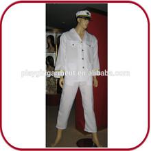 Deluxe party sailer captain adult costume PGMC-2120