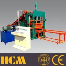 Good performance QT4-15 automatic brick making machine in Myanmar
