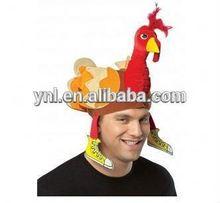 New Design Turkey Hat For Carnival/Festival Accessories/Decoration