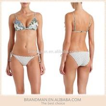 2015 Summer Top Model Women Hot Sexy Bikini Swimwear Push Up Bikini