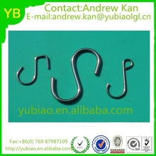 Small S shaped metal hook in China manufactory