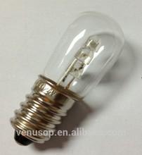 Trade assurance 360degree colorful LED bulbs 12V/120v 0.5W holiday night led lighting with CE RHOS LED christmas bulb