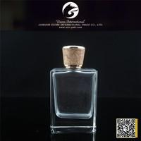 Fashion designer excellent material black bottle men's perfume