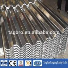 galvanized metal roofing rolls latest price