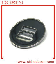 light nickel free two holes button for clothing/boton de metal para la ropa for jackets made in china .