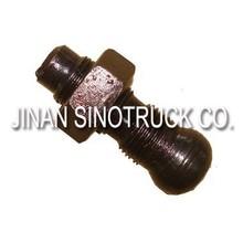 VALVE SETTING SCREW 614050010 used for SINOTRUK HOWO TRUCKS
