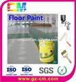 O revestimento de pintura- revestimento epóxi para concreto/planta de produção de pisos/piso de resina epóxi paint
