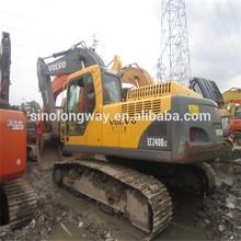 Lowest price used volvo excavator for sale / Used volvo ec240 excavator for sale