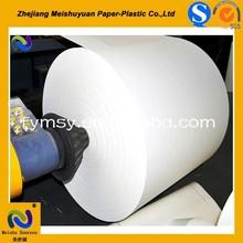 matt/glossy PE coated cup paper jumbo roll