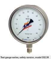 wika Bourdon tube pressure gauge Wika Type Pressure Gauge Manometer