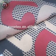 printed 100% polyester taffeta fabric properties