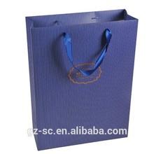 2015 New fashion custom tote bags no minimum