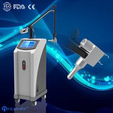 fractional RF tube winkle removal face resurfacing co2 face laser for sale