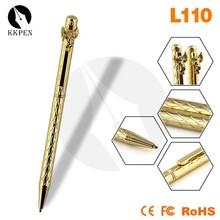 Jiangxin golden angel ballpoint pen, customized pen