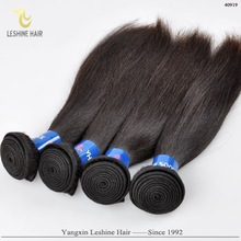 fast delivery double weft 8a 7a 6a grade cheap raw wholesale human hair ponytail