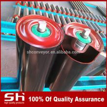 standard belt conveyor carrier idler roller for sale
