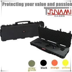 Popular Designed PP+Glass Fibre Material Dustproof Shockproof Waterproof Gun Cases For AR15,AK47,M16,M4A1,AUG,XM8,SG552,L85A1
