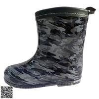 pvc boots overshoes rain galosh style kids fancy girl boots