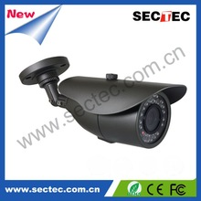 2015 new products IP66 Waterproof 2.2M security ahd camera