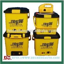 DC12V portable car wash machine,car washer made in China