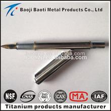 2015 new design factory supply titanium fountain pen