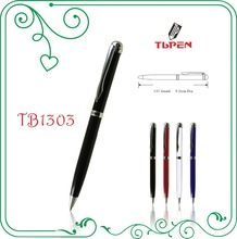 metal business ball pen, office stationary TB1303