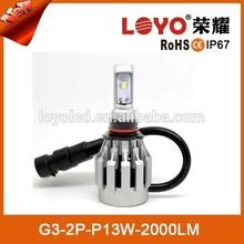 China Wholesale Best Price H13/9004/9007/H4/H7/H8/H11 Car LED Headlight